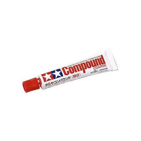Tamiya 87068 Pasta polerska POLISHING COMPOUND - COARSE - 22ml