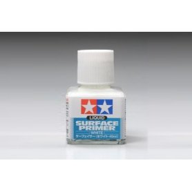 Liquid Surface Primer 40ml - White