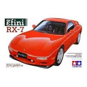 Tamiya 1:24 Mazda Efini RX-7