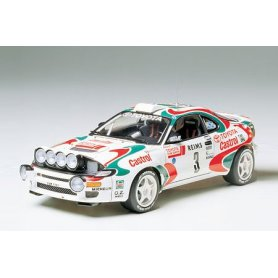 Tamiya 1:24 Toyota Celica GT-4 1993 / rajd Monte Carlo