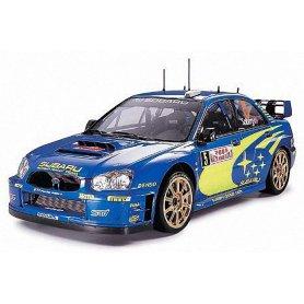 Tamiya 1:24 Subaru Impreza WRC / Monte Carlo 2005