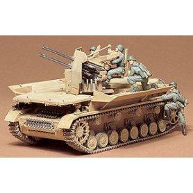 Tamiya 1:35 Flakpanzer auf Pz.Kpfw.IV Mobelwagen