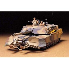 Tamiya 1:35 U.S. M1A1 Abrams with Mine Plow