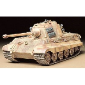 Tamiya 1:35 King Tiger Production