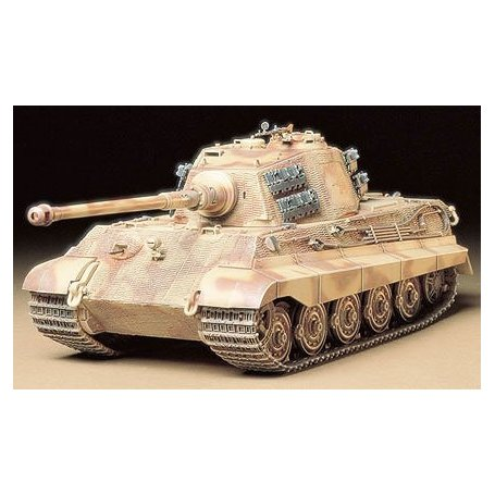 Tamiya 1:35 Pz.Kpfw.VI King Tiger - PRODUCTION HENSCHEL TURRET