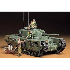 Tamiya 1:35 Churchill Mk.VII