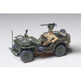 Tamiya 1:35 Jeep Willys MB 1/4