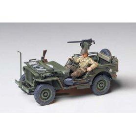 Tamiya 1:35 Jeep Willys MB 1/4