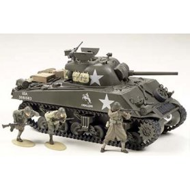 Tamiya 1:35 M4A3 Sherman 75mm
