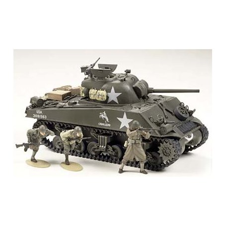 Tamiya 1:35 M4A3 Sherman 75mm