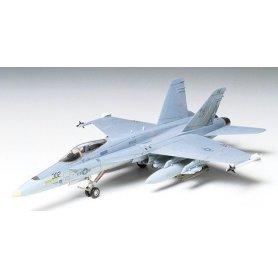 Tamiya 1:72 McDonnell Douglas F/A-18 Hornet