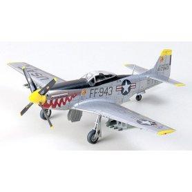 Tamiya 1:72 North American F-51D Mustang Wojna Koreańska