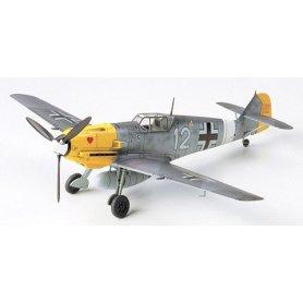 Tamiya 1:72 Messerschmitt Bf-109 E-4/7 Trop