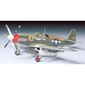 Tamiya 1:48 North American P-51B Mustang