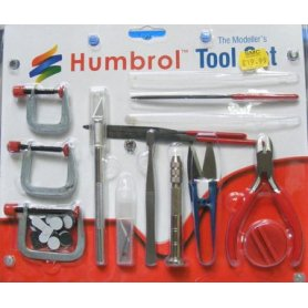 Humbrol Medium Tool Set - zestaw