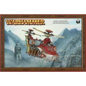Dwarf Gyrocopter / Gyrobomber