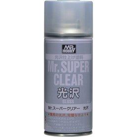 MR.HOBBY Mr.Super Clear - lakier bezbarwny błyszczący