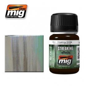 Ammo of MIG Enamel Streaking Effect DARK STREAKING GRIME