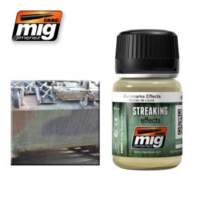 Ammo of MIG Enamel Streaking Effect RAINMARKS EFFECTS