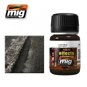 Ammo of MIG Enamel Effect FRESH MUD