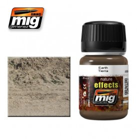 Ammo of MIG Enamel Effect EARTH