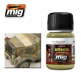Ammo of MIG Enamel Effect LIGHT DUST