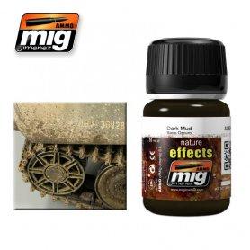 Ammo of MIG Enamel Effect DARK MUD