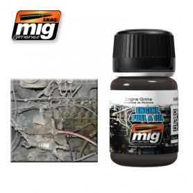 Ammo of MIG Enamel Effect ENGINE GRIME