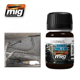 Ammo of MIG Enamel Effect FRESH ENGINE OIL