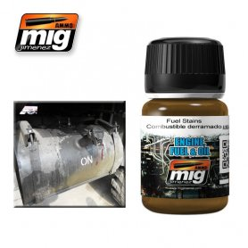 Ammo of MIG Enamel Effect FUEL STAINS