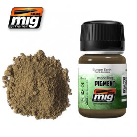 Ammo of MIG PIGMENT EUROPE EARTH