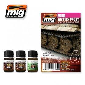 Ammo of MIG Zestaw EASTERN FRONT MUD SET