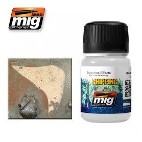 Ammo of MIG SCRATCHES EFFECTS P?yn do