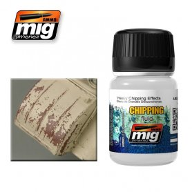 Ammo of MIG Enamel Wash BROWN WASH FOR GERMAN DARK YELLOW