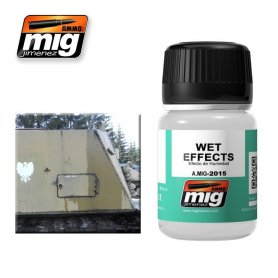 Ammo of MIG WET EFFECTS