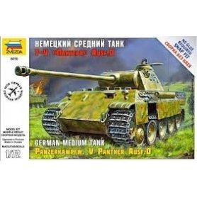 ZVEZDA 1:72 Panther Ausf.D