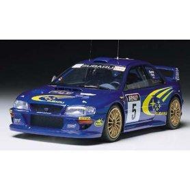 Tamiya 1:24 Subaru Impreza WRC 99