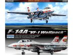 Academy 1:72 F-14A VF-1 Wolfpack