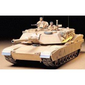 Tamiya 1:35 M1A1 Abrams - 120MM GUN MAIN BATTLE TANK