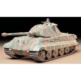 Tamiya 1:35 Pz.Kpfw.VI Ausf.B King Tiger - PORSCHE TURRET