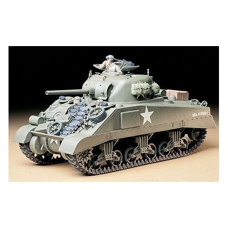 Tamiya 1:35 U.S. Medium Tank M4 Sherman - Early Production