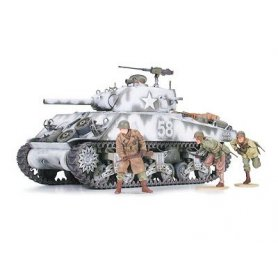 Tamiya 1:35 M4A3 Sherman 105mm Howitzer - Assault Support