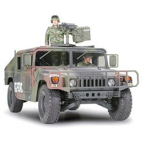 Tamiya 1:35 M1025 Humvee Armament Carrier