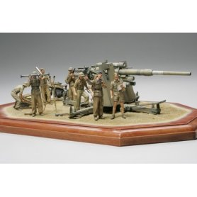Tamiya 1:35 German 88mm Gun Flak36 – North African Campaign