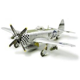 Tamiya 1:72 Republic P-47D Thunderbolt Bubbletop