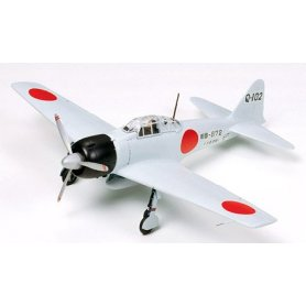 Tamiya 1:48 Mitsubishi A6M3 Zero Hamp