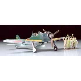 Tamiya 1:48 Mitsubishi A6M5c Zero Fighter (Zeke)