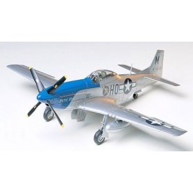 Tamiya 1:48 North American P-51D Mustang 8th Air Force