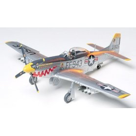 Tamiya 1:48 North American F-51D Mustang Korean War