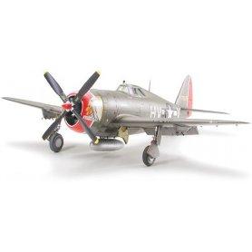 Tamiya 1:48 Republic P-47D Thunderbolt Razorback